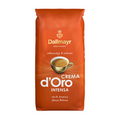 Dallmayr Crema d'Oro intensa 1 kilo koffiebonen