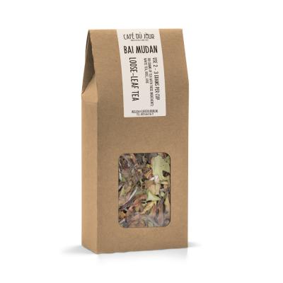 Bai Mudan - witte thee 100 gram - Café du Jour losse thee