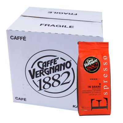 Caffè Vergnano 1882 Espresso Koffiebonen 6 x 1 kilo