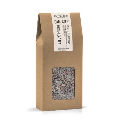 Earl Grey - zwarte thee 100 gram - Café du Jour losse thee
