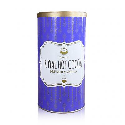Chocolademelk mix met Franse Vanille
