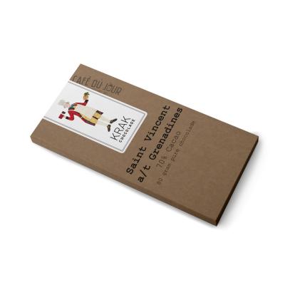 Krak Chocolade - St. Vincent a/t Grenadines 55% - Jeneverbes / Juniper