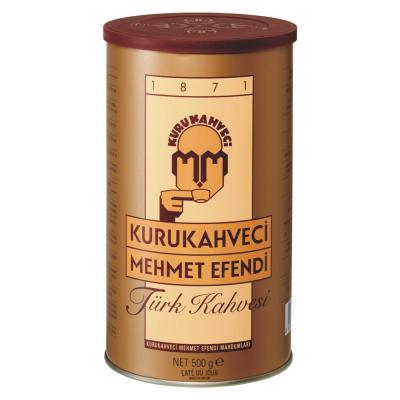 Turkse koffie Kurukahveci Mehmet Efendi 500 gram gemalen koffie