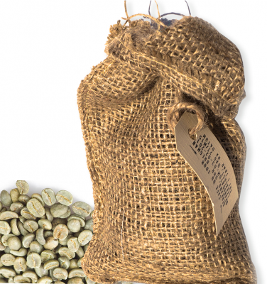 Ethiopia Yirgacheffe ongebrande arabica koffiebonen
