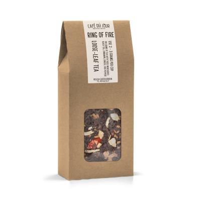 Ring of Fire - zwarte thee 100 gram - Café du Jour losse thee