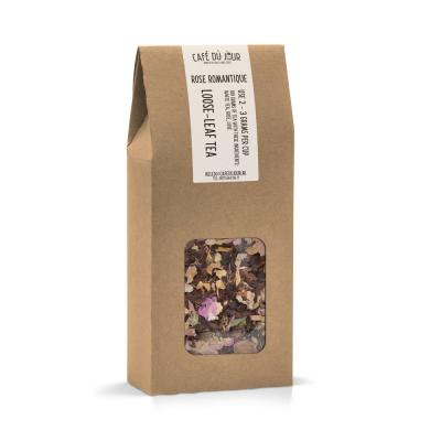 Rose romantique - oolong thee 100 gram - Café du Jour losse thee