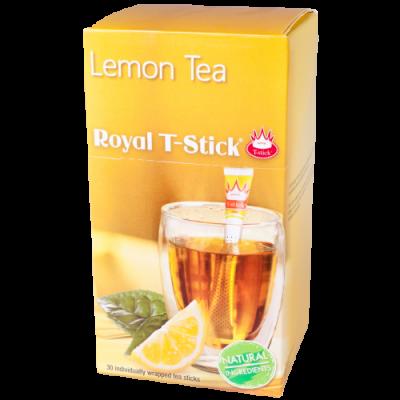 Royal T Stick Black Tea Lemon (30 stuks)