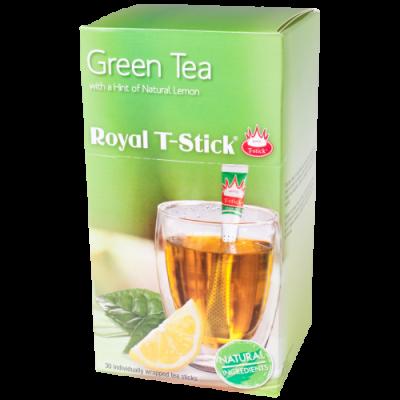 Royal T Stick Green Tea Lemon (30 stuks)