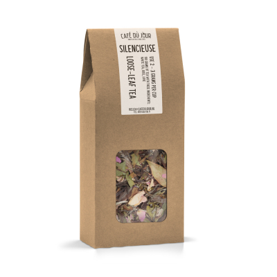 Silencieuse - witte thee 100 gram - Café du Jour losse thee