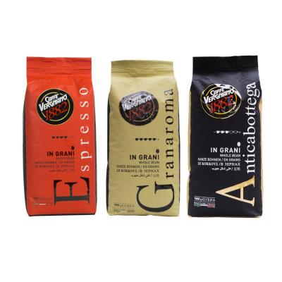 Caffè Vergnano 1882 koffiebonen proefpakket 3 x 1 kilo