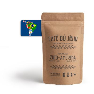 Café du Jour 100% arabica Zuid-Amerika