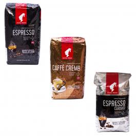 Julius Meinl koffiebonen proefpakket 3 x 1 kilo