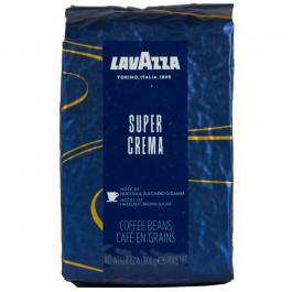 Lavazza Super Crema Espresso Koffiebonen 1 kilo