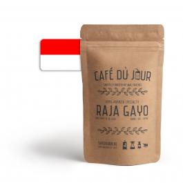 Café du Jour Specialiteit 100% arabica Raja Gayo