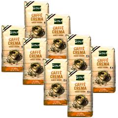 Gina caffè crema 8 kg koffiebonen