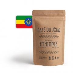 Café du Jour 100% arabica Ethiopië