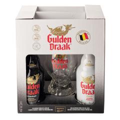 Gulden Draak Bier Geschenkpakket met gratis glas