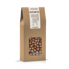 Hazelnoten in melkchocolade 250 gram