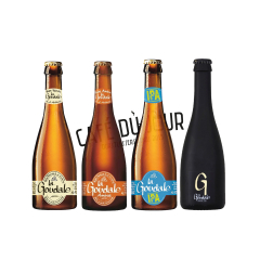 La Goudale bierpakket vier soorten