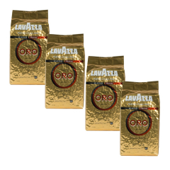 Lavazza Qualità Oro 4 kg koffiebonen voordeeldoos