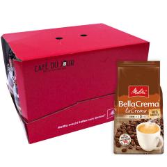Melitta BellaCrema La Crema 8 kg koffiebonen VPE colli verpakkingseenheid