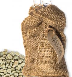 Let op: deze koffie is ongebrand, dit zijn groene koffiebonen die eerst geroosterd dienen te worden. Ideaal voor het thuis experimenteren met koffie roosteren.