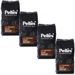 """Pellini Espresso Bar """"No 9"""" koffiebonen 4kg voordeeldoos"""