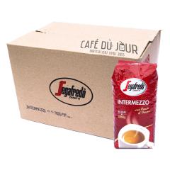 Segafredo Intermezzo koffiebonen 8 kilo verpakkingseenheid omdoos