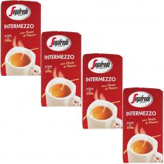 Segafredo Intermezzo 4 kg koffiebonen voordeeldoos
