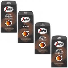 Segafredo Selezione Crema 4 kg koffiebonen voordeeldoos