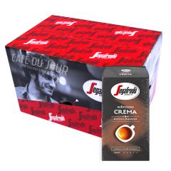 Segafredo Selezione Crema koffiebonen verpakkingseenheid omdoos 8 kilo