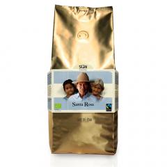 SUN Dark Roast Santa Rosa Biologische Fairtrade koffiebonen 1 kilo