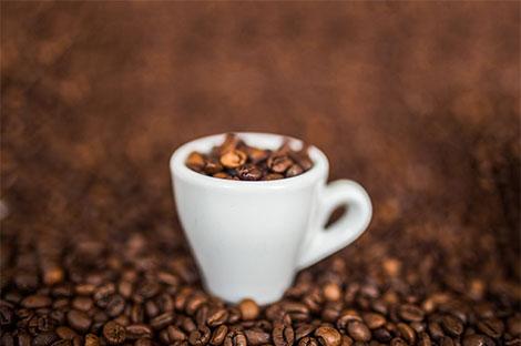Koffiebonen om van te genieten